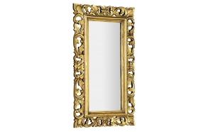 peegel Sablung 40x70 cm, kuldne puitraam