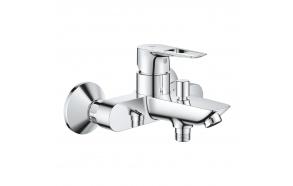 bath mixer Grohe Bauloop, chrome