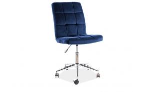 office chair Hans, dark blue