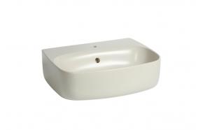 basin Nolita 50x45 cm, mat grey