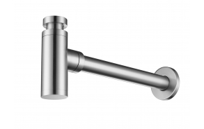 siphon Cherry, brushed steel
