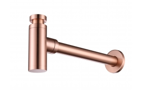 siphon Cherry, brushed rose gold