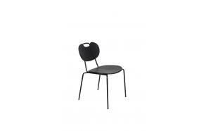 Chair Aspen Wood Black