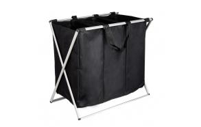 laundry bag Grabo, black