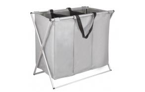 laundry bag Grabo, grey