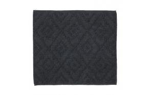 Bath mat 60x60 cm Aztec, Dark Grey