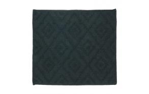 vannitoavaip 60x60 cm Aztec, Dark Green
