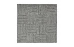 Bath mat 60x60 cm Reverse, Grey