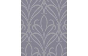 Nouveau Damask  , Purple