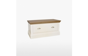 Small blanket chest