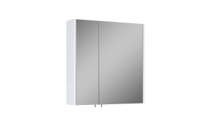 CUPBOARD NEW 600 2D WHITE (200/400) TECHNOBOX