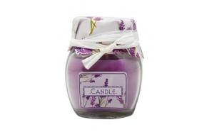"""Lõhnaküünal purgis """"Lavendel"""""""