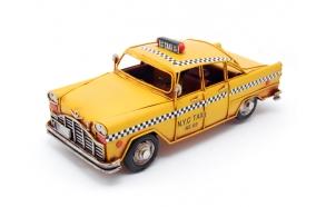 Decoration Taxi NewYork, 28x12.5x11cm