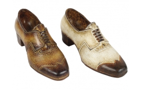 Figurine Shoe, 2ass., 21x9cm