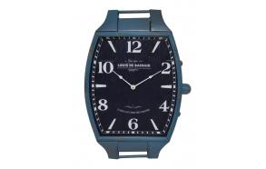 Wall clock Louis V 37.5x55x5.5cm