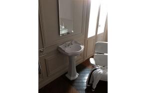 RETRO One hole washbasin 55