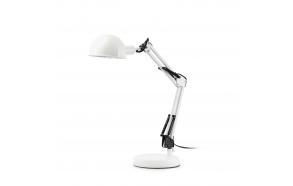 TABLE LAMP 1L E14 11W BLANCO
