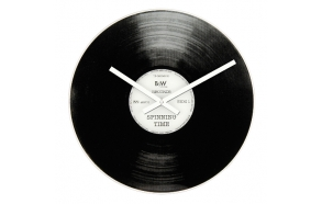 Wall clock Spinning Time d. 40 cm