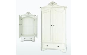 Two Door/Drawer Wardrobe NEW