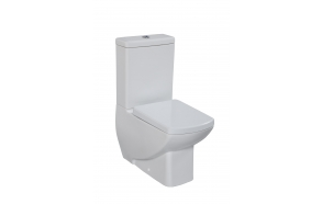 wc compact THOR , back to wall, no seat
