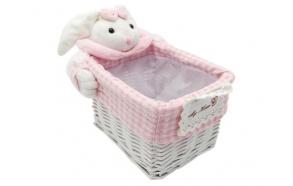 Basket Bunny S 20x16 x h12m