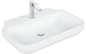 45X65 CM WASHBASIN WHITE (TP065)