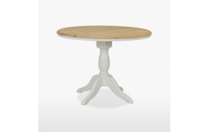 round fixed dining table Cromwell