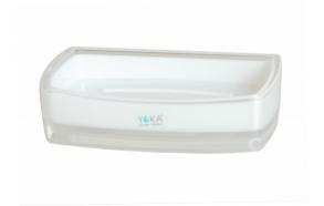 soap dish KATI WHITE