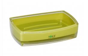 soap dish KATI DARK GREEN