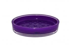 soap dish TIPI VIOLET