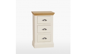 Bedside chest 3 drawers