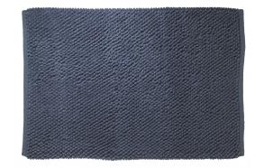 DELHI bathmat, blue, 60x90cm