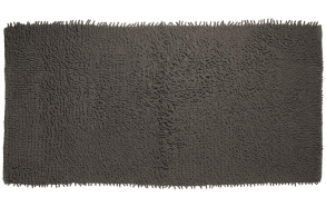VELCE bathmat, 70x140 cm, anthracite