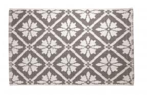 PATTERN bathmat, grey, 50x80cm