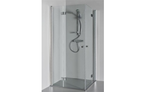Shower enclosure SIMONA , clear glass