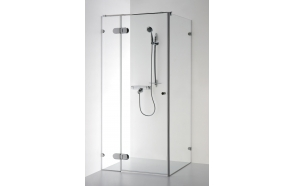 Shower enclosure NORA PLUS , clear glass