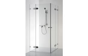 Shower enclosure LIEPA PLUS , clear glass