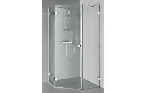 Shower enclosure INGA , clear glass