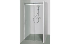 Shower screen GABIA , clear glass
