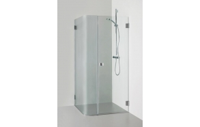 Shower enclosure REGINA , clear glass