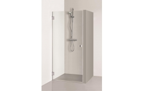 Shower door ANNA , clear glass