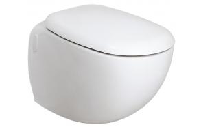 EGO Wc-Bowl Susp. with REFLEX coating