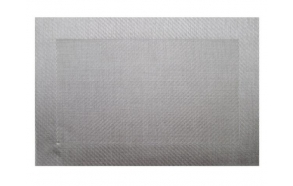 Laualinik hõbe/hall 45x33 cm