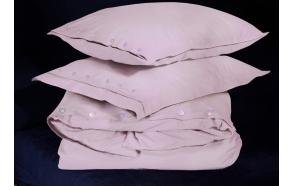 Padjapüür Angel Pink 50x60 cm, 100% perkal puuvill