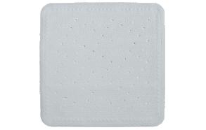 UNILUX showermat, grey, 55x55 cm