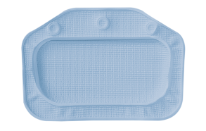 UNILUX headrest, blue, 32x22cm