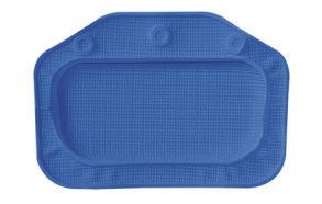 UNILUX headrest, royal blue, 32x22cm