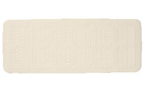 UNILUX bathmat, beige, 90x36 cm