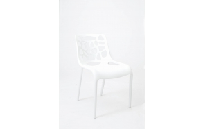 design chair,stackable,white