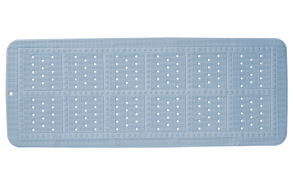 UNILUX safety mat, blue 90x36 cm